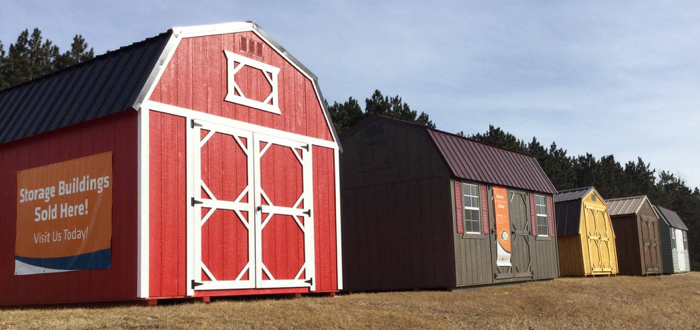 Countryside Portable Buildings Models