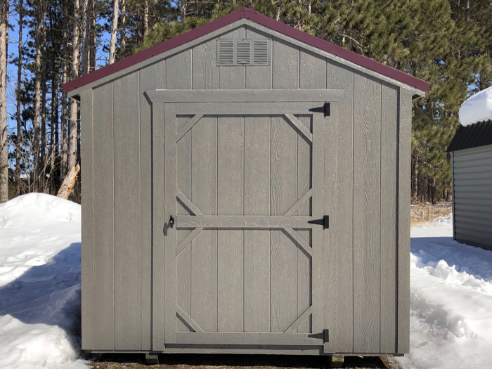 Portable Utility Shed