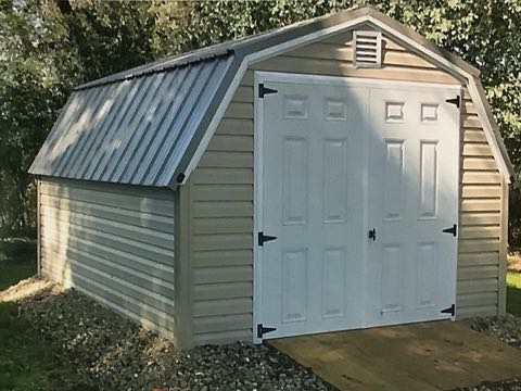 Barn Shed Review
